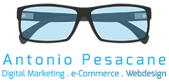Antonio Pesacane | Digital Marketing & e-Commerce Logo