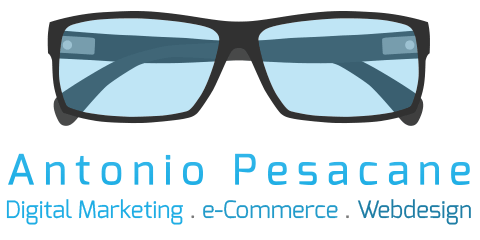 Antonio Pesacane | Digital Marketing & e-Commerce Retina Logo