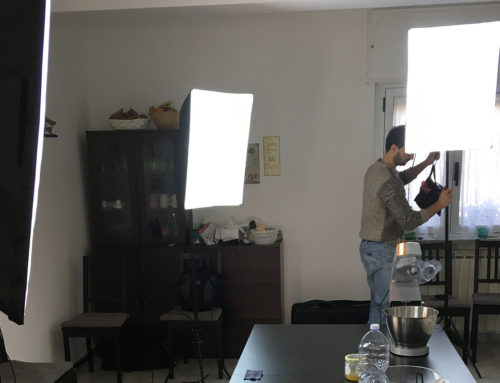 Studio mobile video e foto per produrre contenuti Social